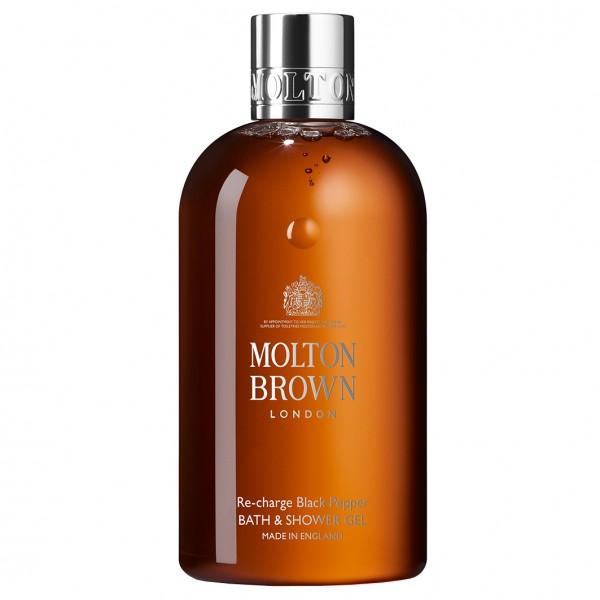 Molton Brown Re-charge Black Pepper Bath & Shower Gel