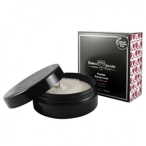 Premium Shaving Cream Bowl Sandalwood