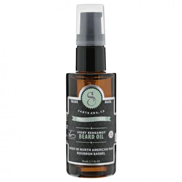 Premium Blends Beard Oil Ivory Bergamot