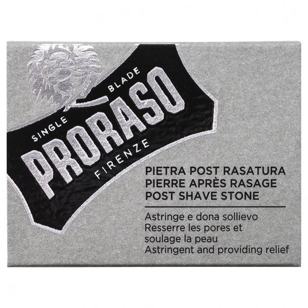 Post Shave Stone