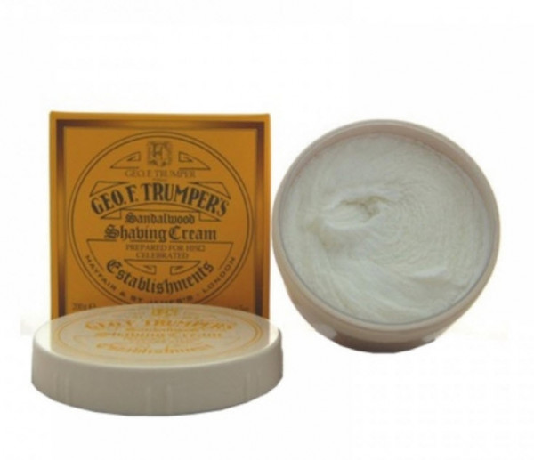 Sandalwood Soft Shaving Cream Bowl