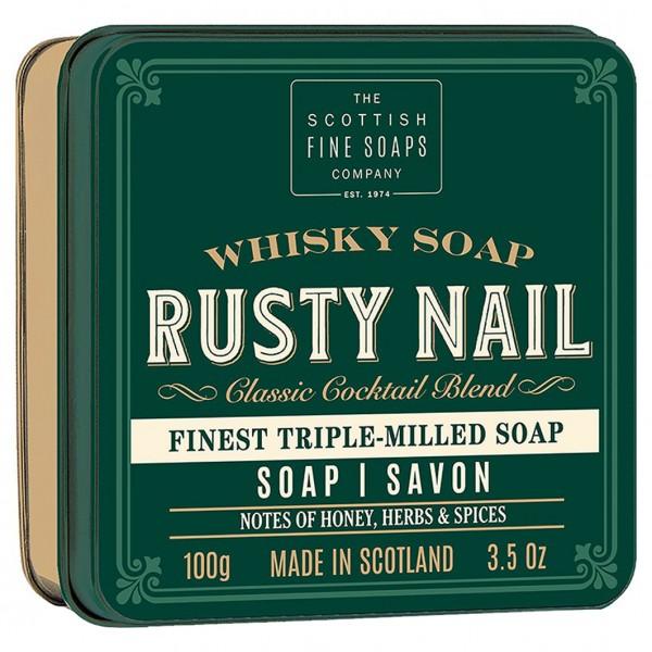 Whisky Soap Rusty Nail
