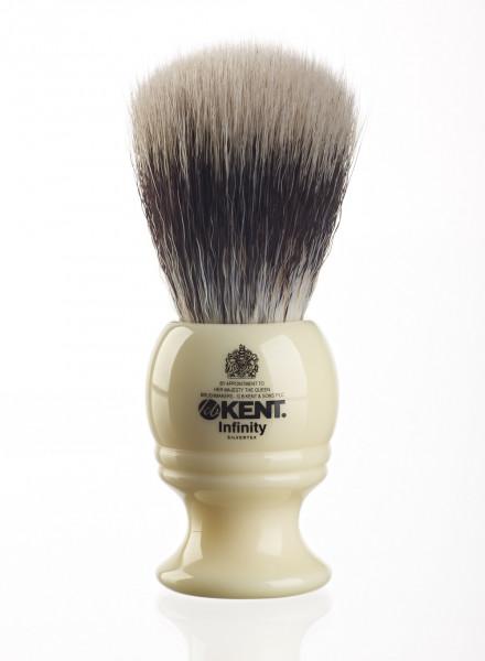 Infinity Silvertex Shaving Brush