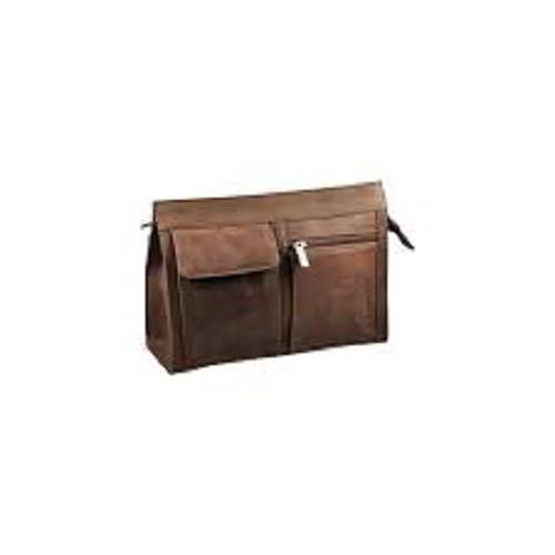 Kulturtasche mit Fronttaschen und 3 RV