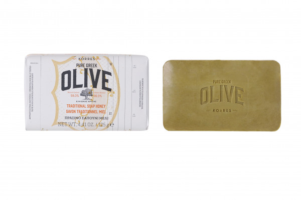 Olive & Honey Soap