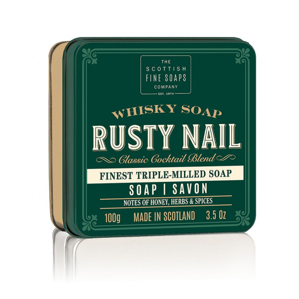 Whisky Soap Rusty Nail