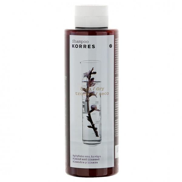Almond & Linseed Shampoo