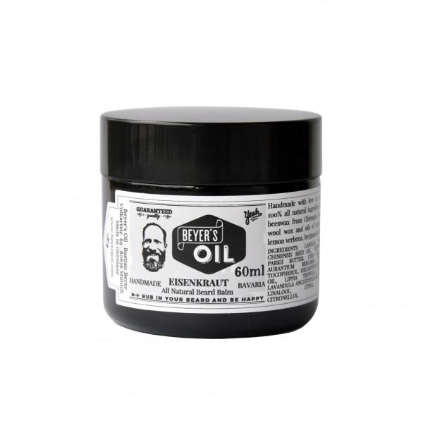 Beyer's Oil Beard Balm Eisenkraut