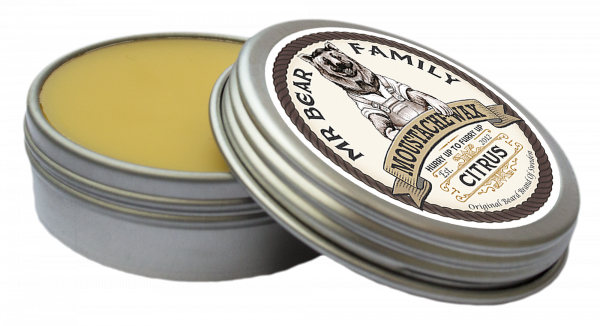 Moustache Wax Citrus