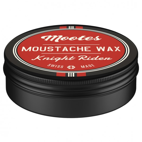 Moustache Wax Knight Rider