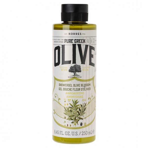 Olive & Olive Blossom Shower Gel
