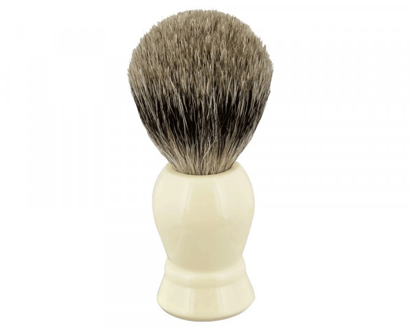 Suavecito Ivory Badger Shave Brush
