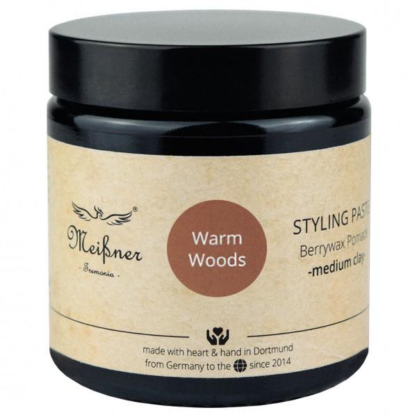 Stylingpaste medium clay Warm Woods