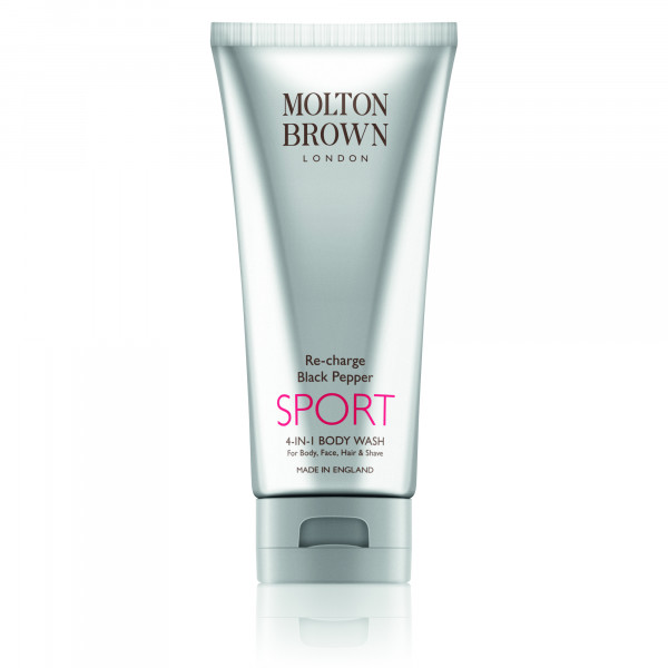 Re-charge Black Pepper Sport 4in1 Body Wash