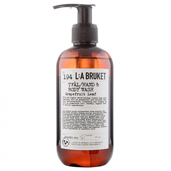 No. 194 Liquid Soap Grapefruit Leaf 240 ml