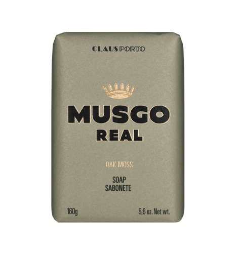 Men's Body Soap Oak Moss