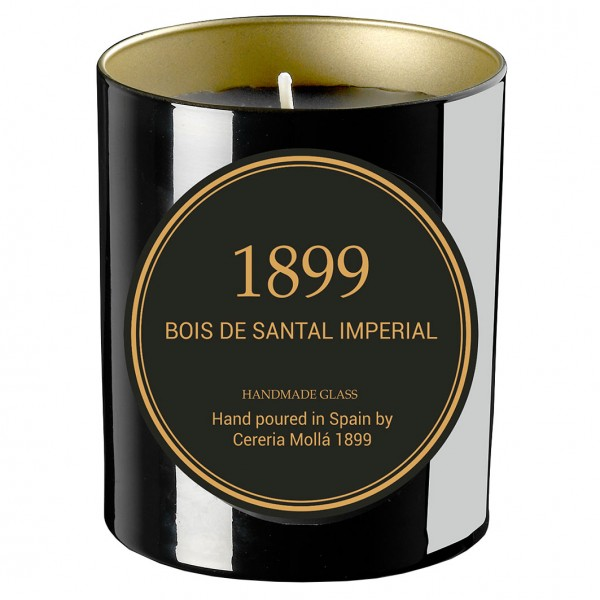 CERERÍA MOLLÁ 1899 GOLD EDITION Bois de Santal Imperial Premium Duftkerze 230g