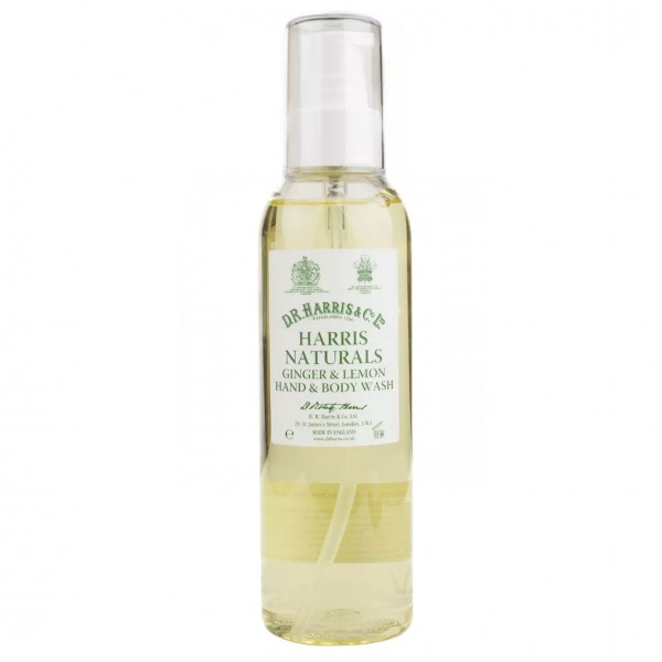 Ginger & Lemon Hand and Body Wash
