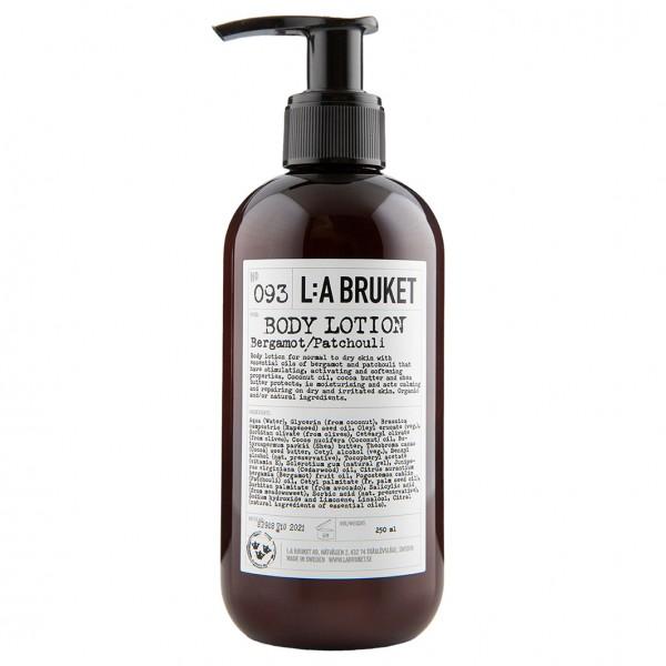 No. 093 Body Lotion Bergamot/Patchouli