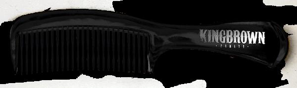 Black Handle Comb