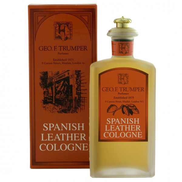 Spanish Leather Cologne