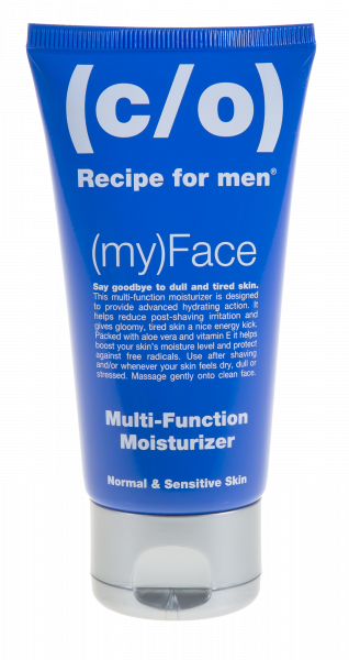 (c/o) Recipe for men (my)Face Multi Functional Moisturizer