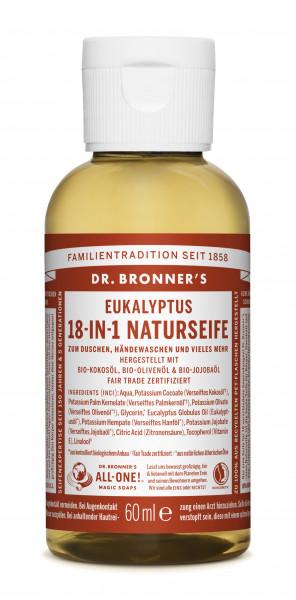 Liquid Soap Eucalyptus