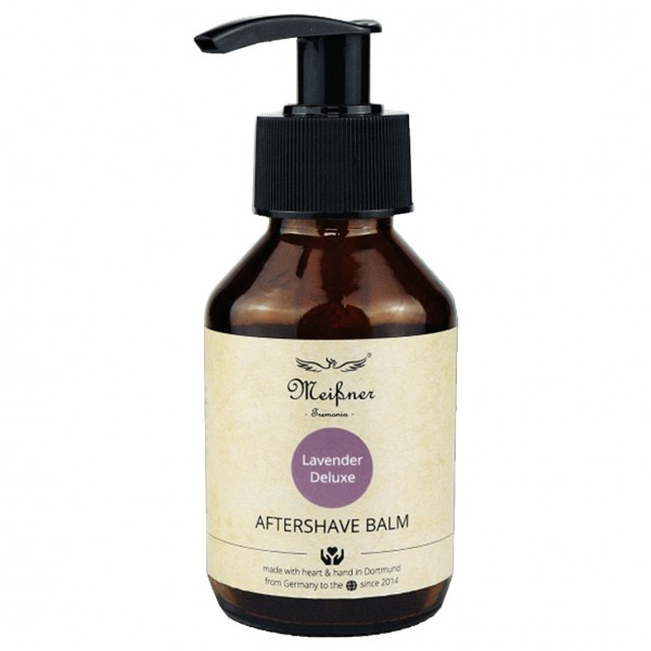 Aftershave Balm Lavender Deluxe