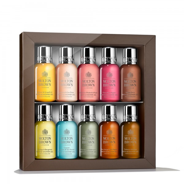 Molton Brown Discovery Bathing Travel Collection