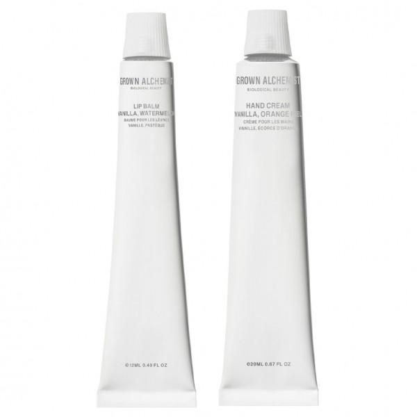 White Lip + Hand Kit ( Lip Balm 12ml + Hand Cream 20ml )