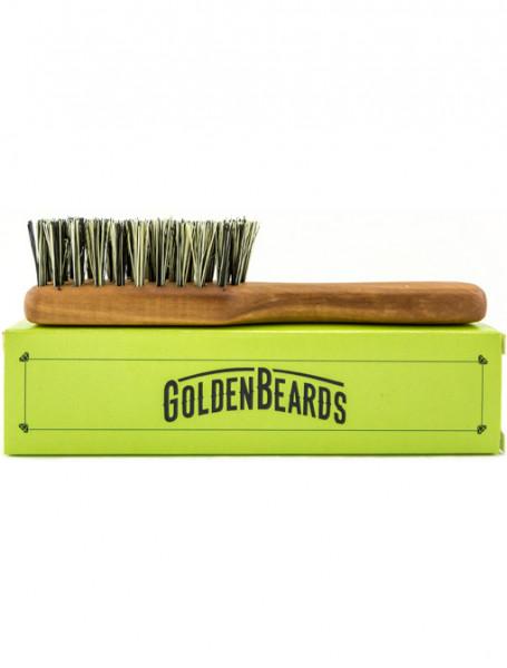 Golden Beards - Vegan Beard Brush