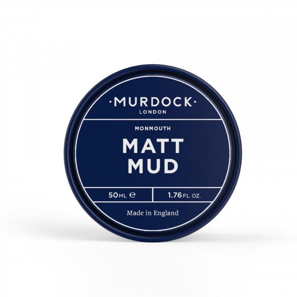 Matt Mud Haarstylingpaste Mattes Murdock London