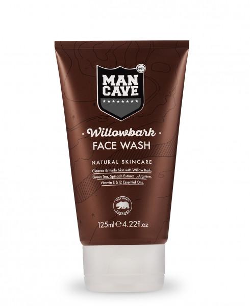 ManCave Willowbark Face Wash