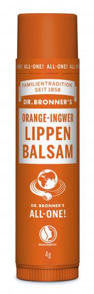 Lipbalm Orange Ginger