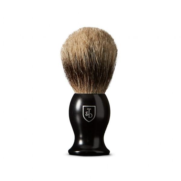 Triumph & Disaster, Badge Hair Shaving Brush, Rasierpinsel Rasurbedarf