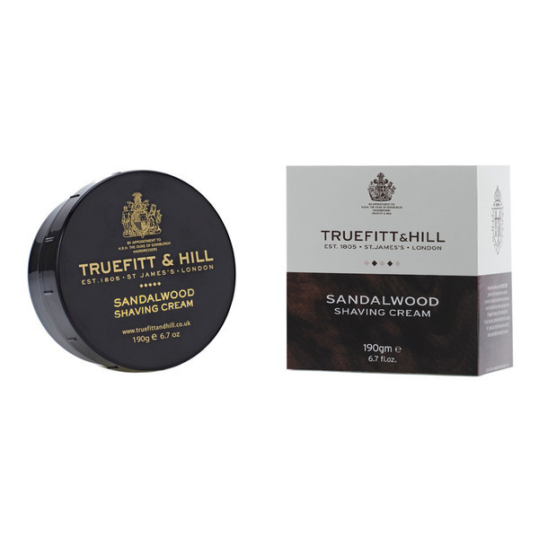 Truefitt & Hill Sandalwood Shaving Cream Bowl