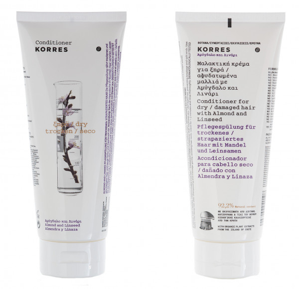 Almond & Linseed Conditioner