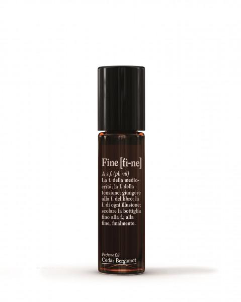 Cedar Bergamot Parfümöl von Fine