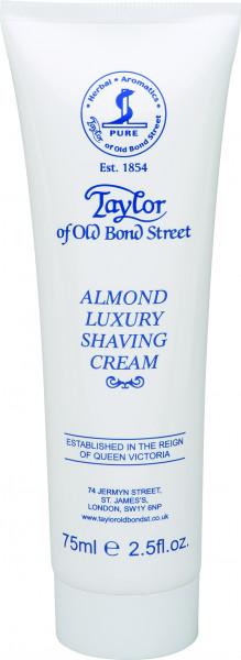 Taylor of Old Bond Street Almond Luxury Shaving Cream