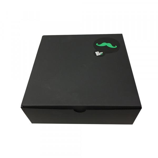 Schwarze Geschenkbox Groß