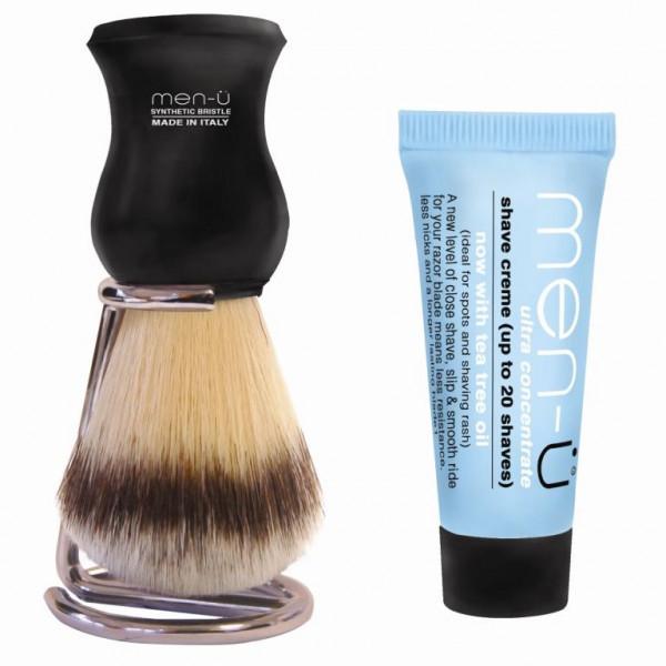 men-Ü Premier Shaving Brush & Stand