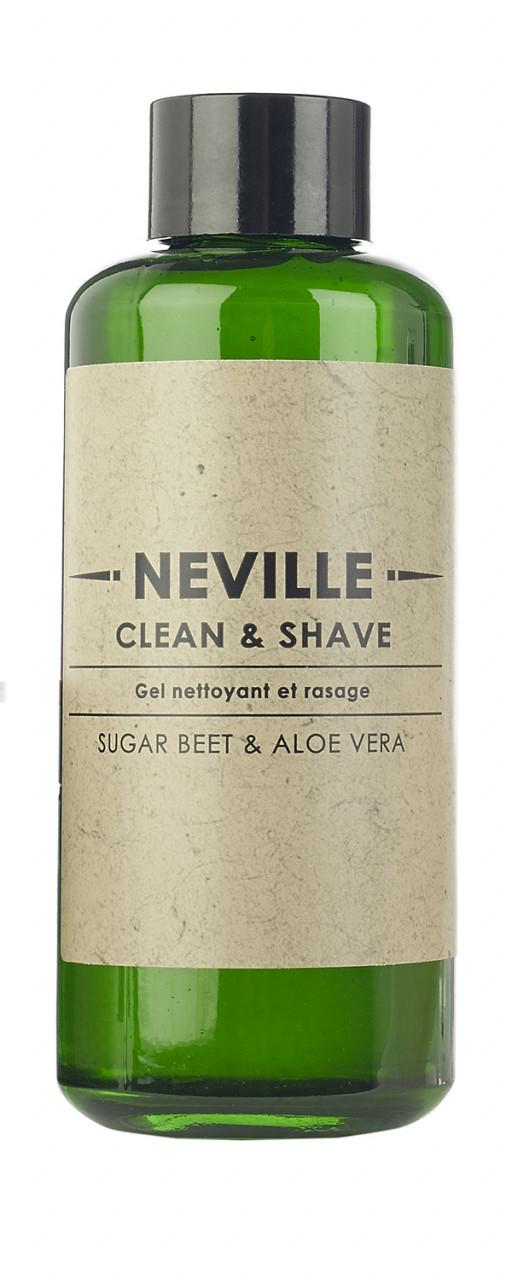 neville-cleanse-shave-reinigungsgel-rasiergel
