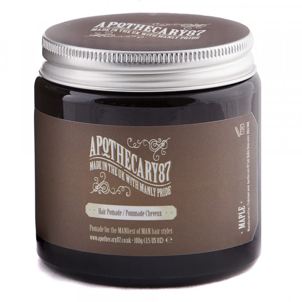 Manitoba / Maple scent Hair Pomade