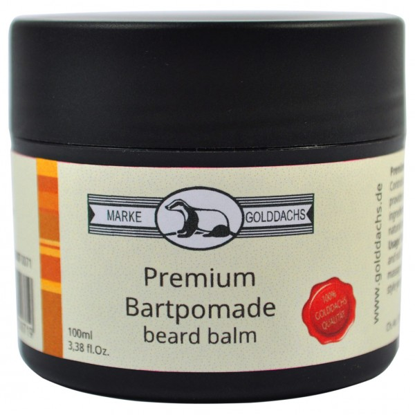 Premium Bartpomade