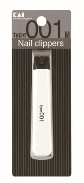 Nagelknipser Type 001M Weiss
