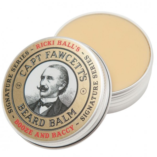 Beard Balm Booze and Baccy