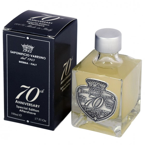 70th Anniversary After Shave Special Edition