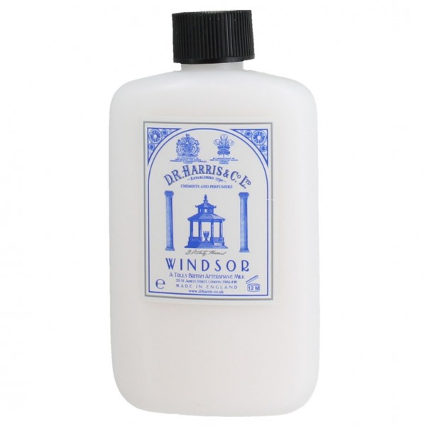 Windsor Aftershave Milk Plastic Bottle