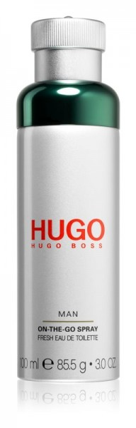 Hugo Man Edt Spray 100ml