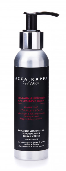 Vitamin-Enriched Aftershave Balm